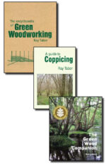 3 essential woodland books